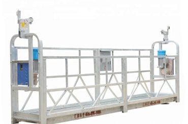 10m 800kg懸架された足場システム高さ300mのアルミニウム合金