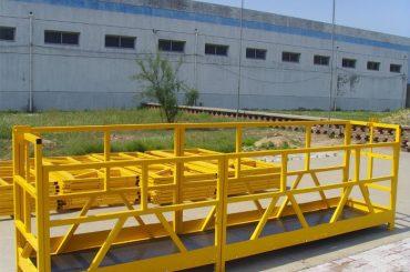 ZLP 800高層ビル建築用窓300M 2.5M * 3 1.8KW 800KG