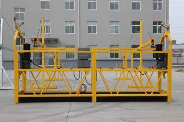 一時的に吊るされたアクセス装置/ゴンドラ/クレードル/足場zlp500