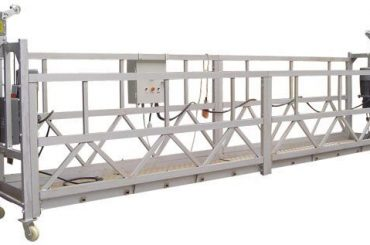 630 kgホイスト付き電気アクセス装置ZLP630 LTD6.3