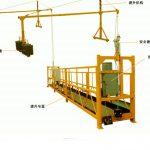 工場販売良い品質の電気ホイスト直接メーカーからの中断されたプラットフォーム