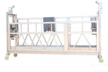 380v / 220v / 415v高効率ウィンドウクリーニングプラットフォームzlp800単相