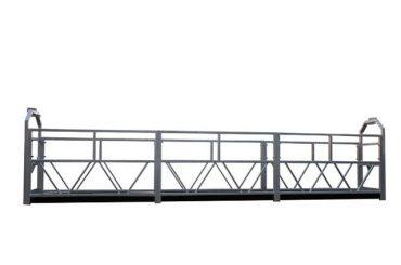 2 x 1.8 kw懸垂足場単相懸架プラットフォーム架台zlp800