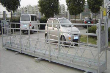 zlp630ロープ懸架プラットフォーム/電動スイングステージ/窓洗浄機用足場